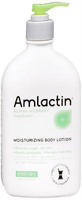 Amlactin Moist Body Lotio Size 14.1z Amlactin Moisturizing B
