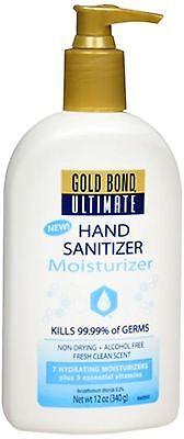 Gold Bond Ultimate Hand Sanitizer Moisturizer 12 oz