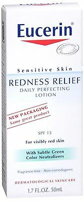 Eucerin Redness Relief Daily Perfecting Lotion SPF 15 1.70 o