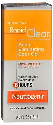 Neutrogena Rapid Clear Acne Eliminating Spot Gel 0.50 oz