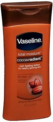 Vaseline Cocoa Butter Deep Conditioning Body Lotion 10 Oz...