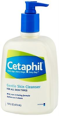 Cetaphil Gentle Skin Cleanser for All Skin Types, Face Wash