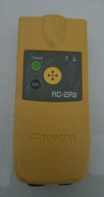 Topcon Rc-2rii Remote For Robotic Total Stationgptgtsquick Lockrc-2