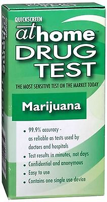 At Home Drug Test Marijuana 1 Each