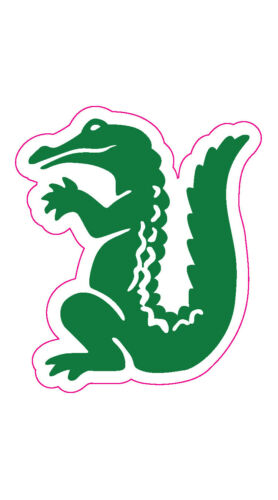 """Everglades Golf Club Logo Decal - 2.25"""" x 1.75"""""""