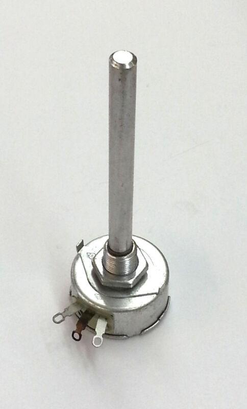 NEW 25K Ohm 5 Watt Wire Wound, Long Shaft Potentiometer - Centralab WW253
