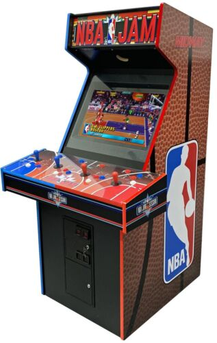 NBA JAM ARCADE MACHINE by MIDWAY1993 (Excellent Condition) *RARE*