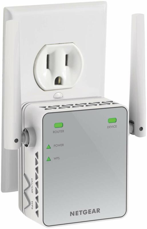 Wireless Internet Signal Booster Wifi Long Range Extender Re