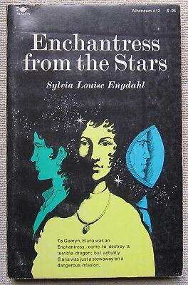 Enchantress from the Stars (Elana #1) by Sylvia Engdahl Trade PB 1st Aladdin (Enchantress From The Stars By Sylvia Engdahl)