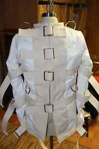 Easy-access-Straight-Jacket-restraint-Extra-Small-XS-straitjacket-strait