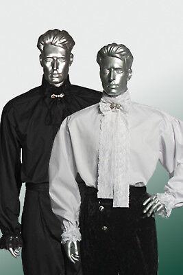 Renaissance Shirt Victorian Men Theater Baroque - Puffy Shirt Kostüm