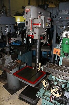 Powermatic 1200 20 Drill Press - 34 Steel - 1 Cast Iron Capacity