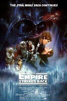 Star Wars - Episode 5 - The Empire Strikes Back (DVD, 2006, 2-Disc Set, Box Set)