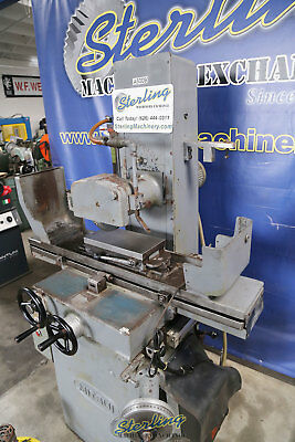 6 X 12 Used Mitsui Surface Grinder Msg-200mh A5009