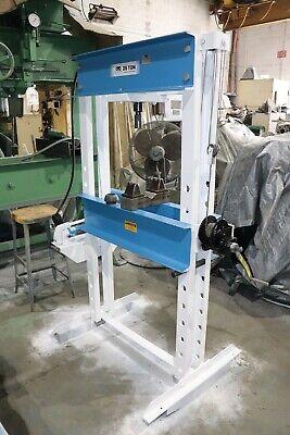 Otc 60178 25 Ton H Frame Hydraulic Shop Press