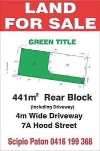 LAND FOR SALE- 7A HOOD STREET, HAMILTON HILL Hamilton Hill Cockburn Area Preview
