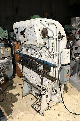 Diacro Hydro-mech 12 Ton X 48 Press Brake - Video Link In Description
