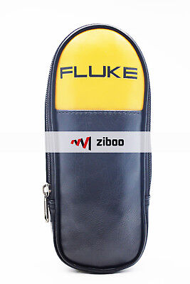 Fluke Soft Case For Clamp Meter 302 303 305 323 324 325 362 Us Shipping