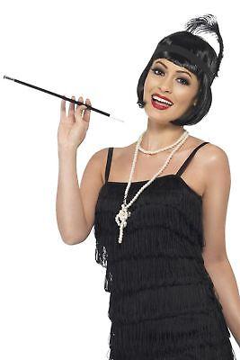 Women's 20's Instant Flapper Charleston Fancy Dress Kit Peaky Blinders Hen Theme (20s Themed Dresses)