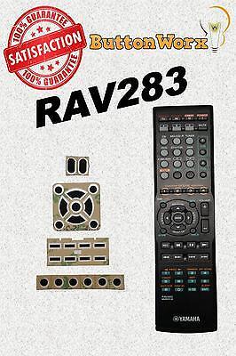 *BUTTON REPAIR KIT* YAMAHA RAV283 RAV311 RAV312 RAV315 REMOTE CONTROL WN05810