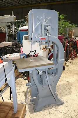 Northfield 20 Vertical Saw - 25 X 25 Tilting Table - 12 Blade