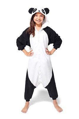 Cosplay Pyjamas Costume Hoodie Adult Onesie11 Fancy Dress (Panda Anime)