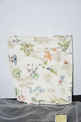 Longaberger Party Tub OTE Liner in Botanical Fields #2392435 NEW