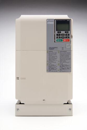 Yaskawa A1000 Vfd New In Supplier Box 25hp 38 Amp 3/p 460v Cimr-au4a0038faa New