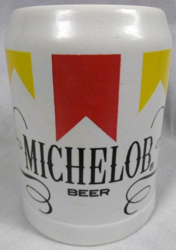 Vintage MICHELOB Beer Stein Mug