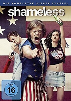 Shameless Staffel 7 NEU OVP 3 DVDs