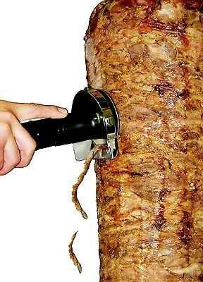 Heavy Duty Electric Gyros Gyro Shawarma Kebab Kebob Knife