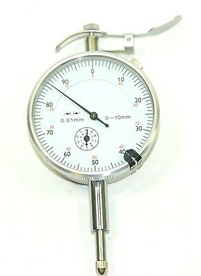 Fowler Dial Indicator 52-520-310 0-10mm New Great Deal