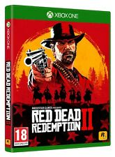 Red Dead Redemption 2 inc DLC Xbox One ***PREORDER ITEM*** Release Date 26/10/18