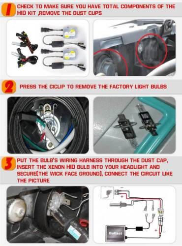 Car Light Accessories H8 Fog Lights Decoder Led Fog Lamps Resistance Line Led Gold Fixed Resistor H11