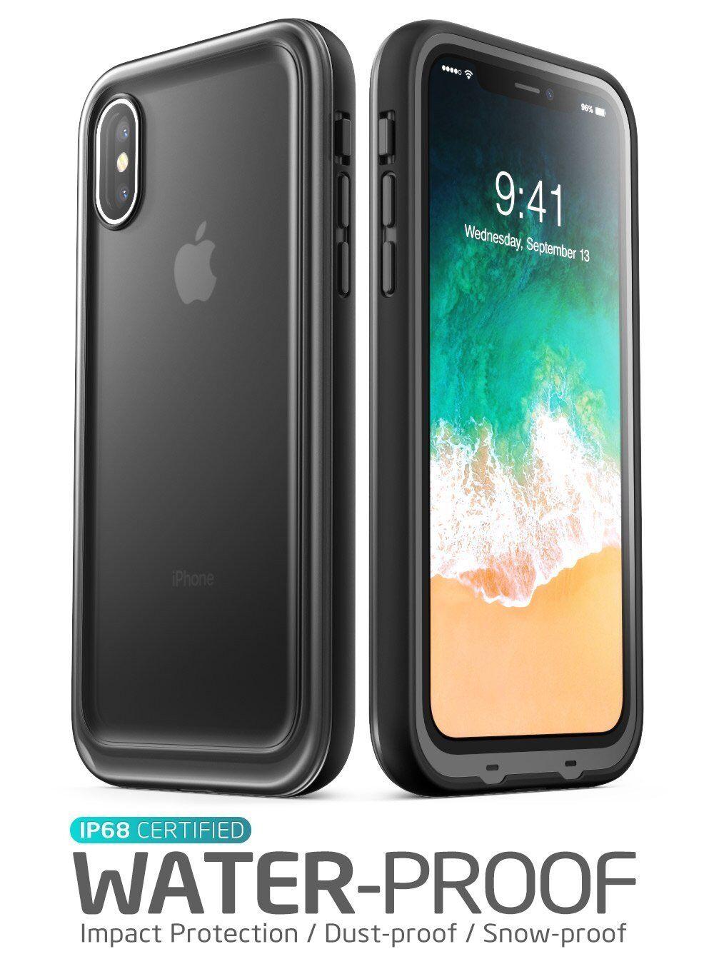 iPhone X Case i-Blason Aegis Waterproof Full-body Cover iPhone 10 2017