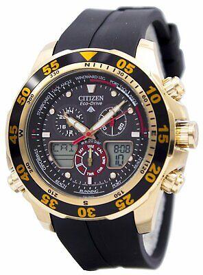 905f0c3e073a Reloj de Citizen Eco-Drive Promaster mundo tiempo JR4046-03E JR4046 hombres