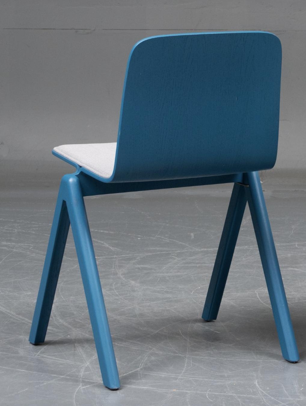 HAY COPENHAGUE Chair, Design by Ronan und Erwan BOUROULLEC, gepolstert