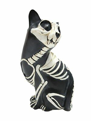 Day Of The Dead Decor (Day of the Dead Cat Meowing Muertos Cat Sugar Skull Cat Halloween Decor Gift)