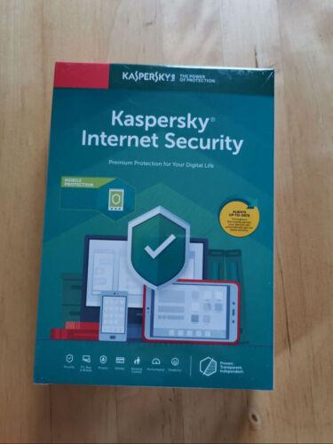 KASPERSKY INTERNET SECURITY  1 Device 12Month 2021 NEWES GLOBAL VERSION