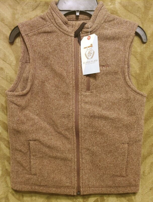 Class Club Boys Casual Vest 6/7