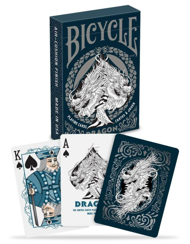 Bicycle Dragon Playing Cards - 1 Sealed Deck
