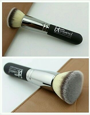 #6 IT Cosmetics Ulta Heavenly Luxe Flat Top Buffing Foundation Kabuki Brush NOTE