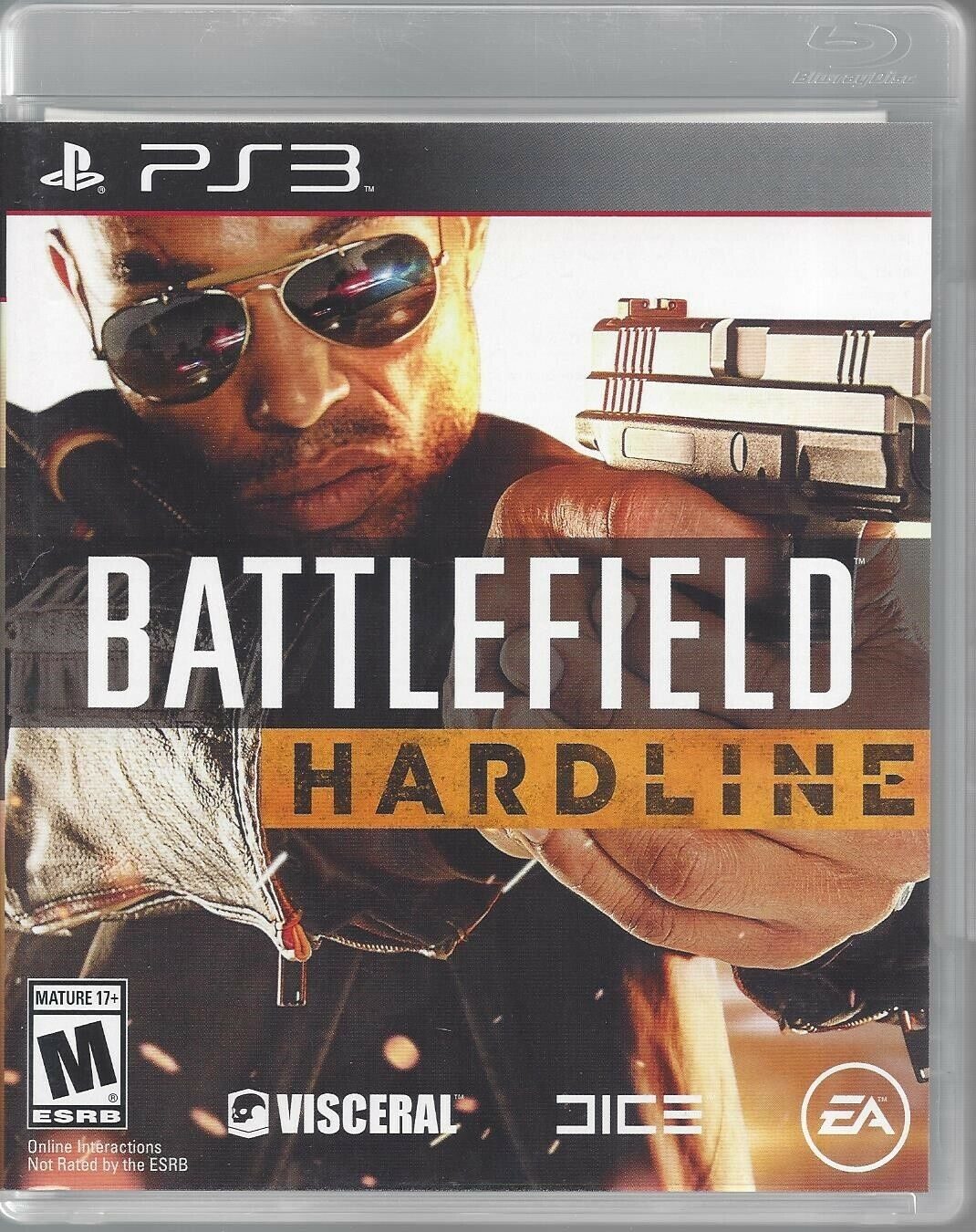 Battlefield Hardline (Sony PlayStation 3, 2015)