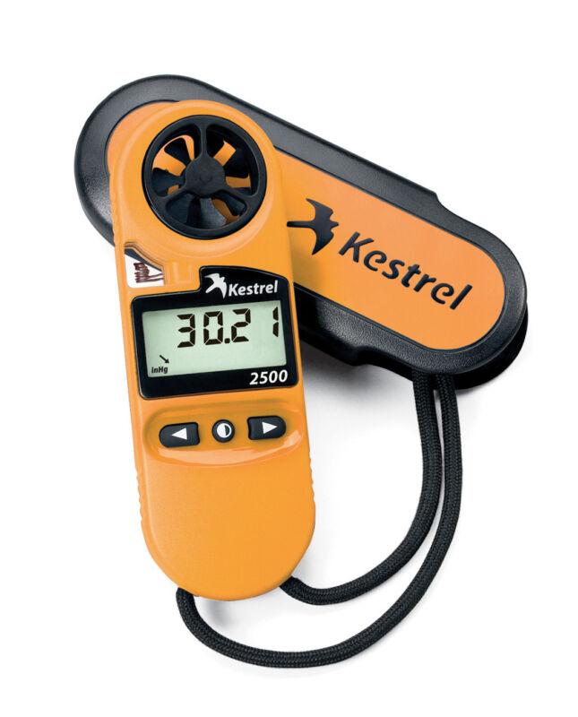Kestrel 2500 (0825) Handheld Weather Meter | Factory Authorized Dealer