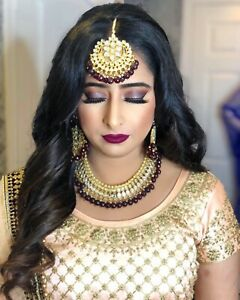 South Asian Bridal Makeup Artist And Hairstylist Brampton