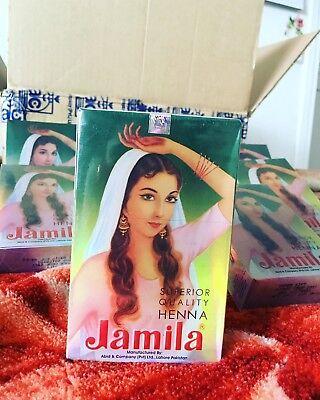 Jamila Henna Powder 2017 Crop 100g