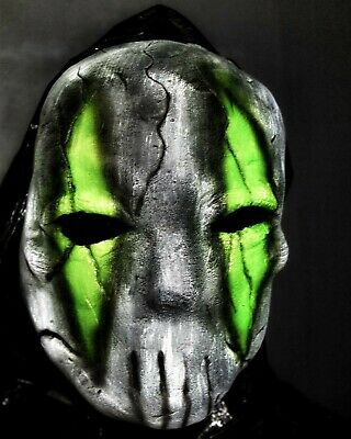 Special Effects Halloween Masks (High quality latex Halloween mask slasher special effects)
