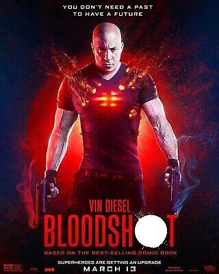 Bloodshot HDX VUDU INSTAWATCH Digital ONLY