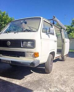 1990 Volkswagen Transporter Kombi Van/Minivan Castle Hill The Hills District Preview