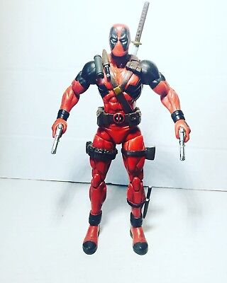 Marvel Select Deadpool Action Figure Loose